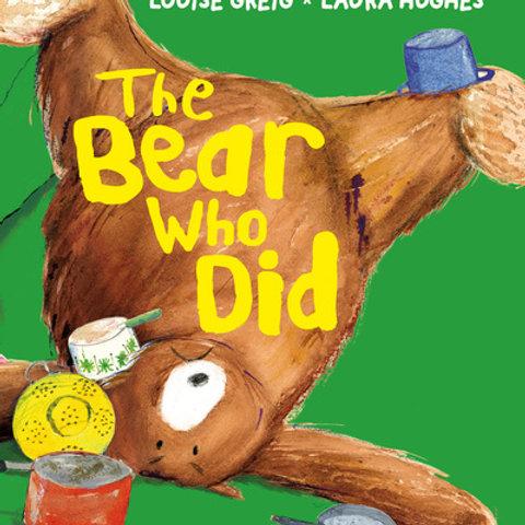 Bear Who Did