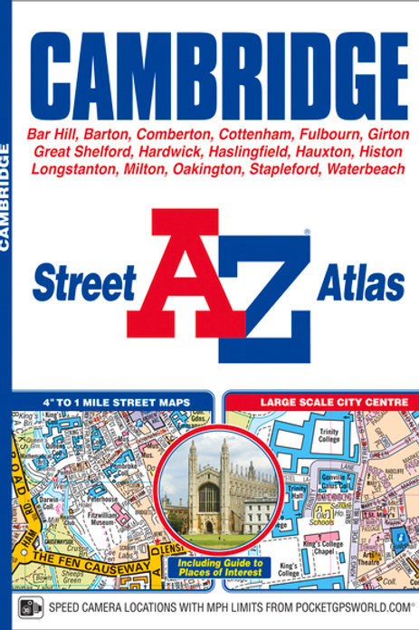 Cambridge Street Atlas