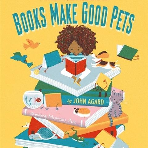 Books make good pets