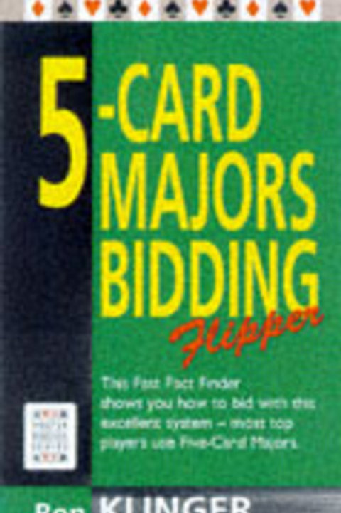 Five-card Majors Bidding Flipper: Bidding Flipper