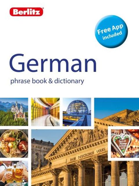 Berlitz Phrase Book & Dictionary German (Bilingual dictionar: (Bilingual diction