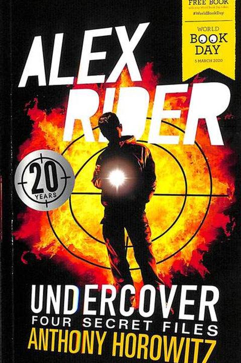 Alex Rider Undercover: Four Secret Files