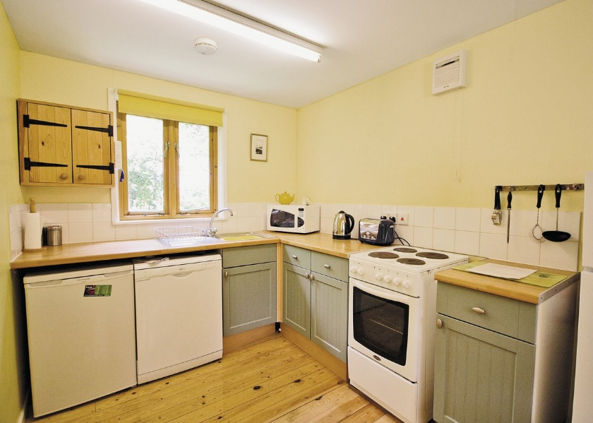 Briar Cottage Kitchen