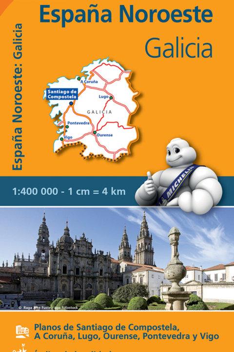 Galicia REGIONAL Map 571