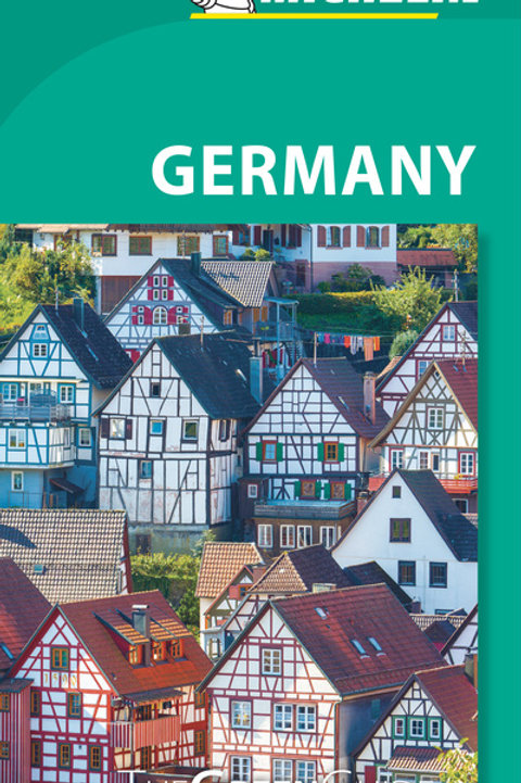 Germany - Michelin Green Guide: The Green Guide