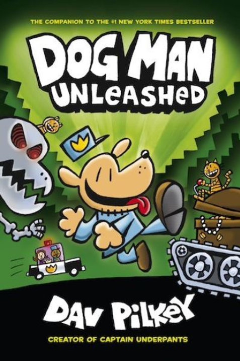 The Adventures of Dog Man 2: Unleashed