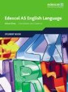 Edexcel AS English Language Student BoCS