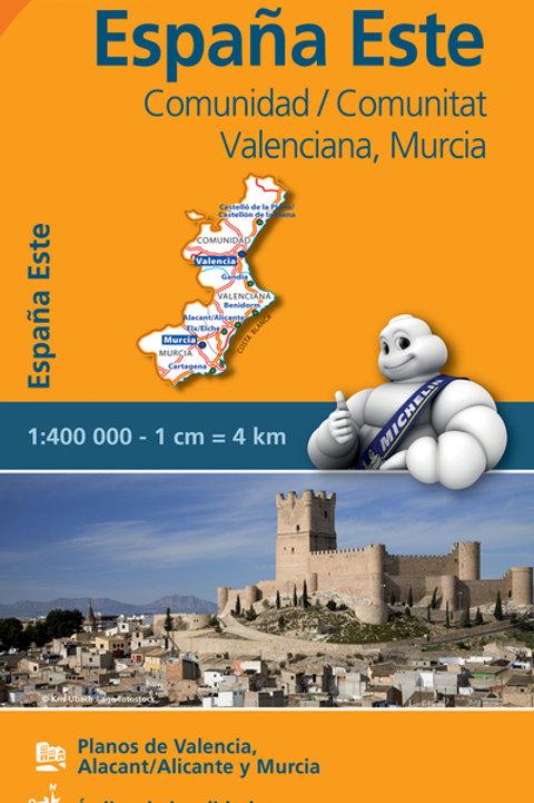 Comunidad Valenciana Murcia REGNL MP 577