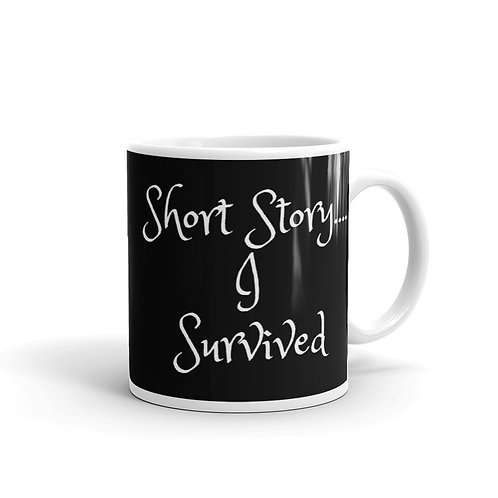 Short Story I Survived Mug