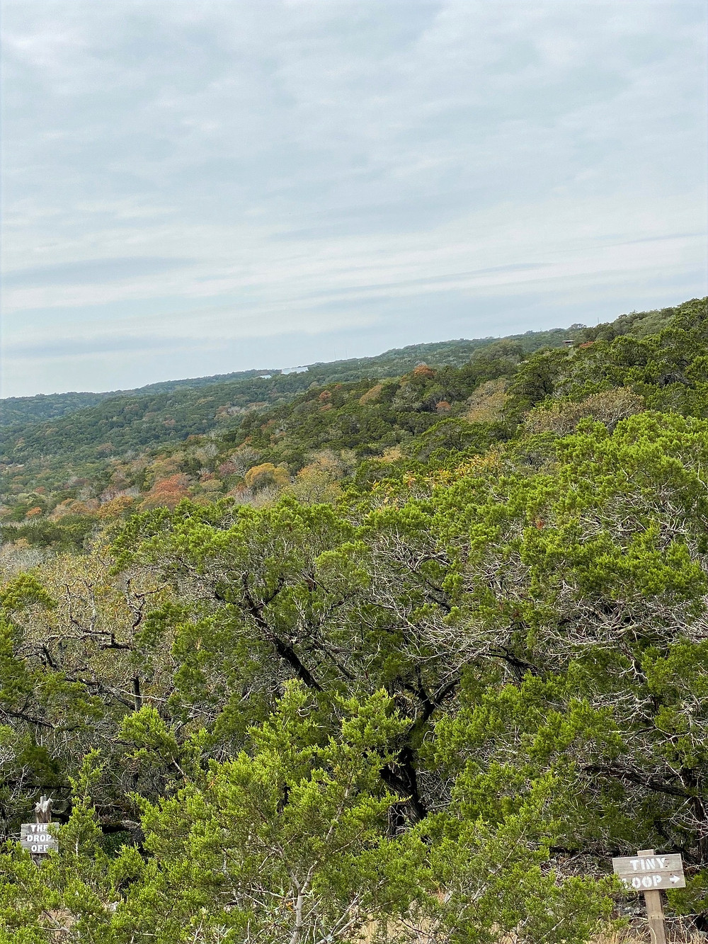 Hiking in Texas Hill Country