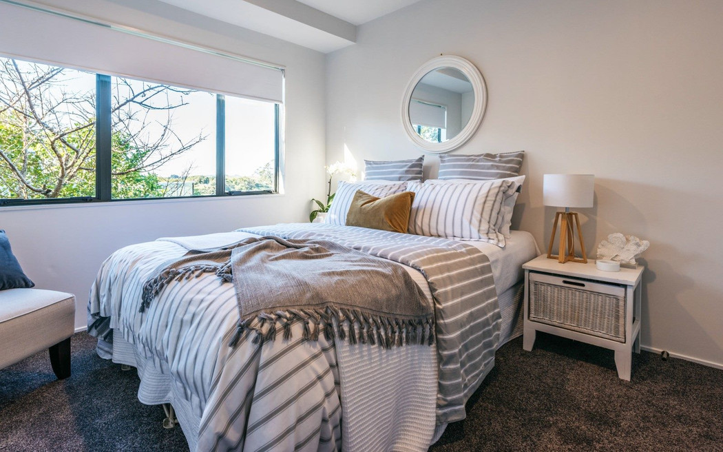 WAIHEKE PARTIAL STAGE WALLACE COTTON BEDDING