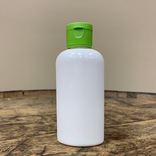 Empty Sanitizer Dispensing Bottle