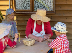 Crafts in Kindergarten
