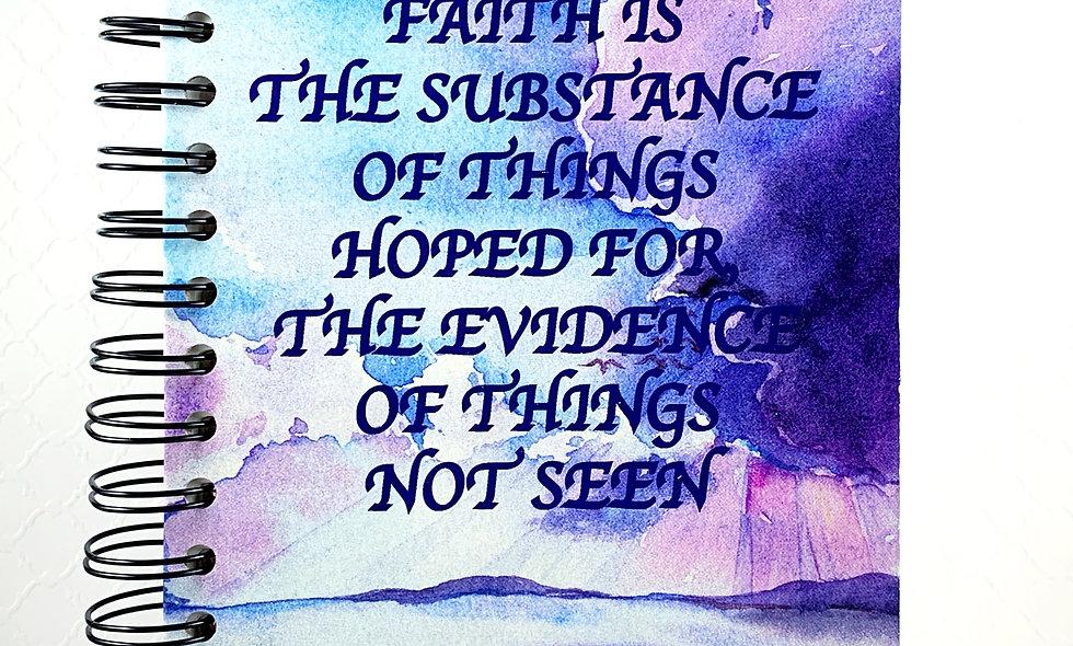 The Substance Of Faith