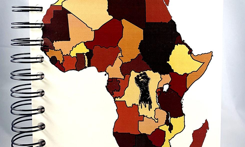 Africa W/Fist