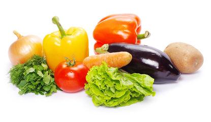 Povolená zelenina