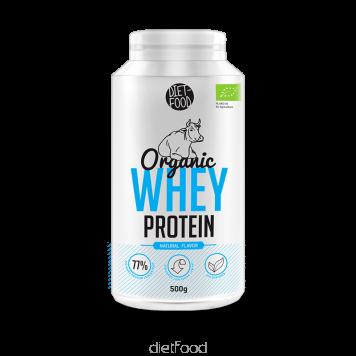 Protéines de lait bio | diet-food.fr