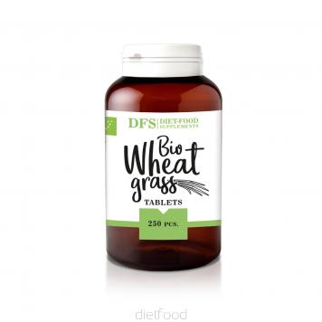 Diet-food Herbe d'orge 250 gellules