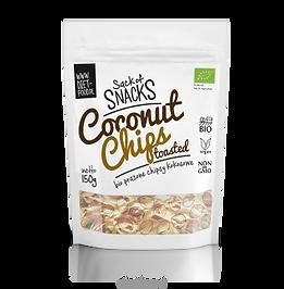 Chips de noix de coco bio | die-food.fr