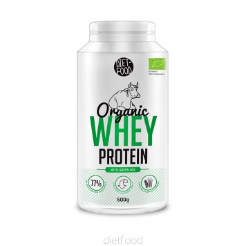 Protéines WHEY VERT | diet-food.fr