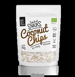 Chips de noix de coco bio | diet-food.fr