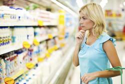 Nakupovanie počas diéty