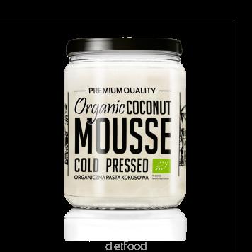 Mousse de noix de coco bi pressée à froid | diet-foo.fr