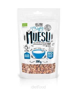 Mueslis aux graines de chia | diet-food.fr