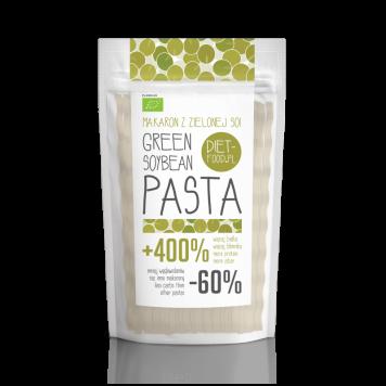 Pâtes de joja vert bio | diet-food.fr