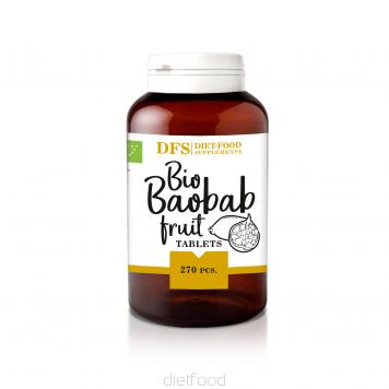 diet-food Bio Baobab 270 comprimés
