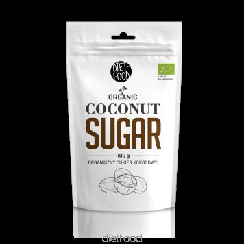 Super Sucre de noix de coco bio | diet-food.fr