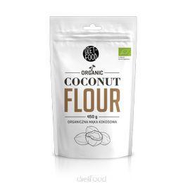 Farine de noix de coco bio