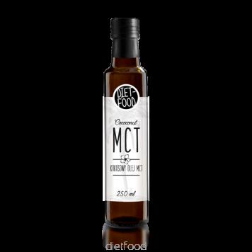 Huile de coco MCT  | diet-food.fr