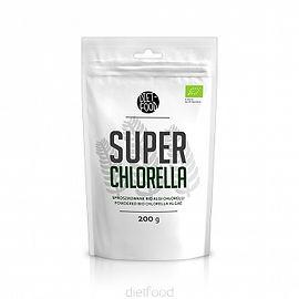 Poudre de chlorella bio  | diet-food.fr