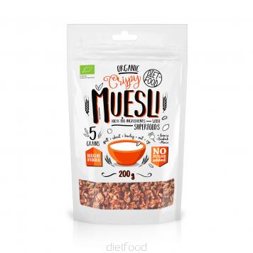 Muesli superfoods | diet-food.fr