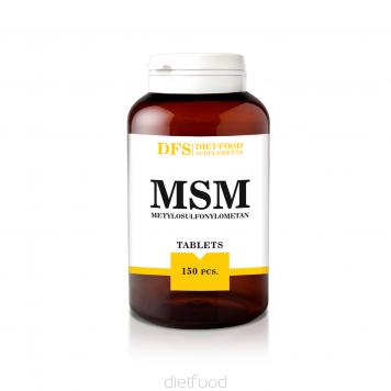 Diet-food MSM 150 gellules