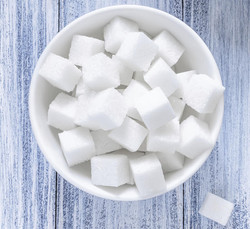 Cukor ako jed