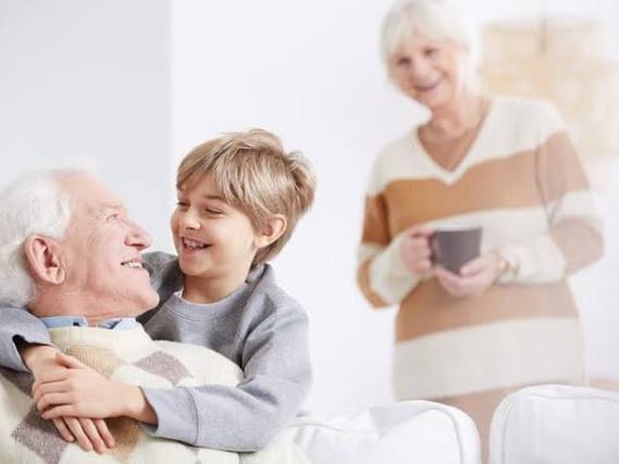 Oração pelos Avós
