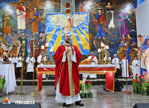 Fotos 4º dia da Semana de Pentecostes