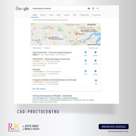 Anúncios Google em Brasília