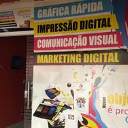 Gráfica, impressão digital, Comunicação visual em Brasília, Taguatinga DF