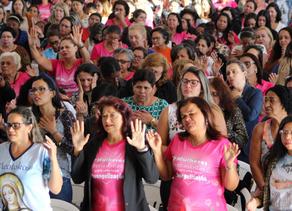 Encontro das mulheres traz reflexão, instrução e cura interior