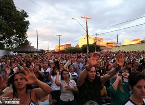 Junto com o Brasil iniciamos a 21ª Semana de Pentecostes