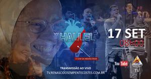 Transmissão do Hallel Brasília 2016