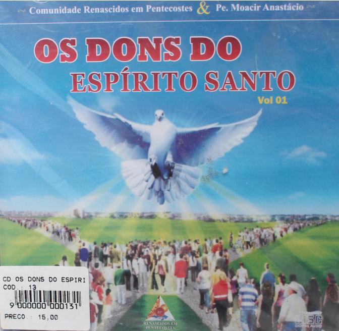 Os Dons do Espírito Santo V1