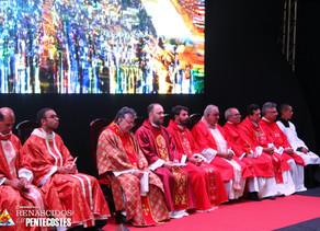 Fotos do 8º dia Semana de Pentecostes