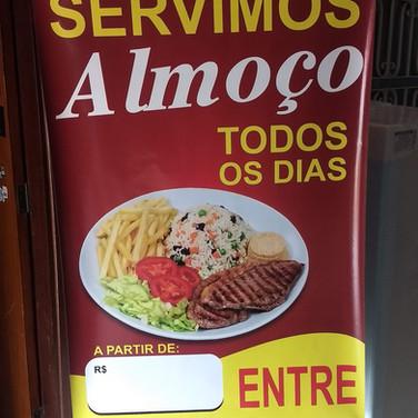 Impressão de Banner - Gráfica em Brasília Taguatinga DF