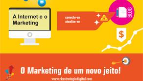 Conexão mundial impacta mudanças no Marketing