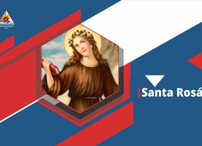Santa Rosália: uma vida de penitencia e Eucaristia