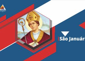 São Januário foi zeloso, bondoso e sábio ate sua morte